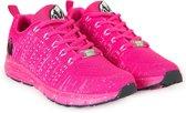 Gorilla Wear Brooklyn Knitted Sneakers - Roze/wit - Maat 41