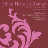 Johan Helmich Roman: Sonate a Flauto Traverso, Violone e Cembalo