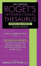 Roget's Concise International Thesaurus