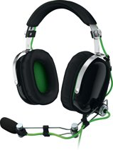 Razer Blackshark 2.0 Expert Wired Stereo Gaming Headset - Zwart (PC + MAC + Mobile)