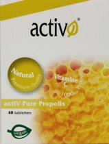 Activo Propolis High Strength - 45 tabletten - Voedingssupplement