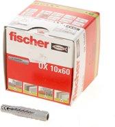 Fischer Universele Plug U x 10 x 60 - (Prijs per 25 stuks)