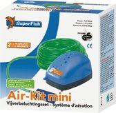 Superfish Air Kit Mini - Aquarium & Vijver - Beluchting - Met luchtsteen en 5 m luchtslang