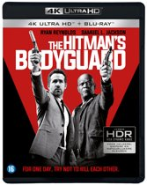 The Hitman's Bodyguard (4K Ultra HD Blu-ray)