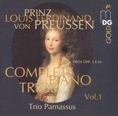 Complete Piano Trios Vol.1: Grobes