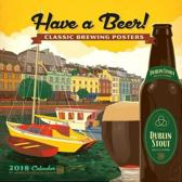 Have a Beer 2018 Wall Calendar