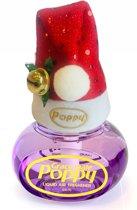 Poppy Luchtverfrisser Lavender met kerstmuts - Poppy Grace Mate - Poppy - Poppy Luchtverfrisser - Kerstmuts met Poppy - Originele kerstmuts - Vrachtwagen Accessoires - Luchtverfrisser Huis - Wonen - Boot - WC