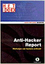 BOEK ANTI HACKER REPORT + CDROM