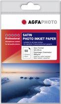 10x15 AgfaPhoto Foto Papier 260gr. 50v. Satijn