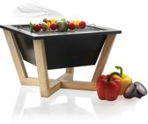 XD Design Nido Houtskoolbarbecue – Zwart
