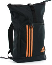 adidas Training Military L Rugzak - Zwart;Oranje