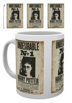 Harry Potter Undesirable - Mok