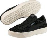 Chaussures De Sport 1948 Pumas Mi L Fourrure V Ps 364928 01 - Unisexe - Noir-blanc - Maat 5 jxekTo