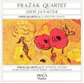 String Quartets; Violin Sonata