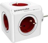 Allocacoc Powercube Original Rood