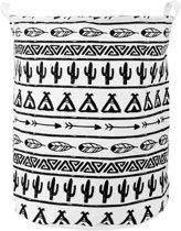 Canvas Mand Indians | Opbergmand | Mand 60 liter