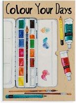 FT 030918 Notitieboek A5 Paint Colour