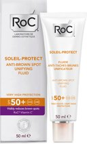 RoC SOLEIL PROTECT Anti-brown Spot face fluid SPF50+ - 50ml