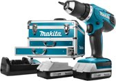 Makita DF457DWEX6 Boormachine