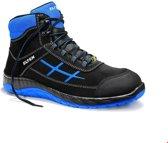 Elten werkschoenen - MALVIN - blauw - halfhoog - S3 ESD - maat 46 - 769541