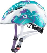 Uvex Kid 2 Fietshelm - Mint Strawberry - Maat XS (46-52cm)
