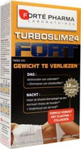Forte pharma turboslim 24 uur - 28 tabletten