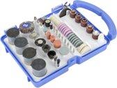 Werckmann Mini Multi-tool 190-Delig | Frezen | Slijpen | Boren | Schuren | Graveren | Polijsten | Hout | Metaal | Multitool