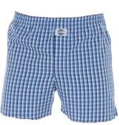 DEAL Boxershort Stripe Blauw-M