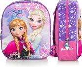 Frozen 3d rugzak magic Elsa & Anna