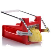 Patatsnijder RVS - 10 mm + 15 mm - frietsnijder / aardappelsnijder