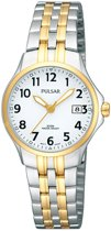 Pulsar Ph7222X1 - Horloge - 26 mm - Zilverkleurig / Goudkleurig