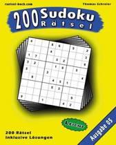200 Leichte Zahlen-Sudoku 05