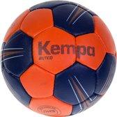 Kempa Handbal - rood/oranje/blauw Maat 2