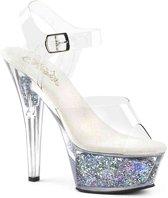 Pleaser Hoge hakken -37 Shoes- INFINITY-969 Zwart