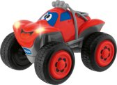 Chicco Billy Big Wheels - RC Auto - Rood