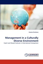 Management in a Culturally Diverse Environment