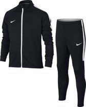 Nike Football Trainingspak - Maat 152 - Kinderen - Zwart/Wit