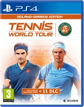 Tennis World Tour: Roland Garros - PS4