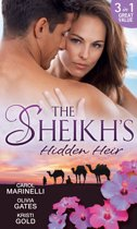 The Sheikh's Hidden Heir: Secret Sheikh, Secret Baby / The Sheikh's Claim / The Return of the Sheikh (Mills & Boon M&B)