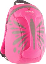 High Visibility Action Daysack Kids - Roze
