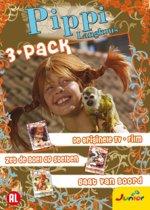 Pippi Langkous 3-Pack