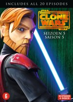 Star Wars: The Clone Wars - Seizoen 5
