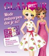Glamour Girl - Mode ontwerpen doe je zo!