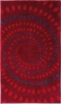 Spray - Badmat - Rood - 60 x 100 cm