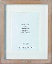 Riverdale fotolijst (22,5x27,5)