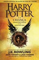 Harry Potter e a Criança Amaldiçoada Partes Um e Dois (Edição Especial do Guião da Peça de Teatro)
