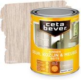 Cetabever Transparant Binnenbeits Deur & Kozijn Ac Grey Wash 750Ml