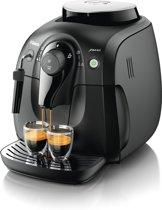 Saeco Xsmall HD8645/01 - Volautomaat espressomachine - Zwart