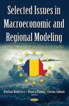 Selected Issues in Macroeconomic & Regional Modeling
