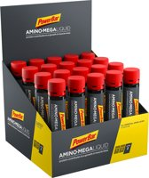 PowerBar Amino Mega Liquid Ampuls 20*25 ml